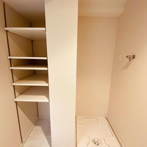 ミルーナヒルズアイル両国(4階,)の化粧室・脱衣所・洗面室
