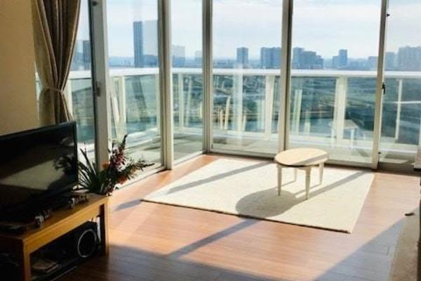 ザパークハウス晴海タワーズティアロレジデンス1億980万円