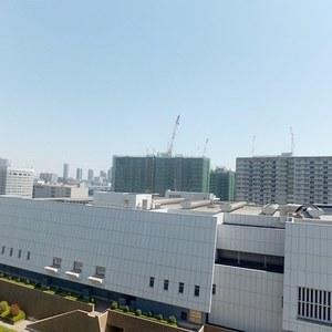 ザ晴海レジデンス(13階,6880万円)のお部屋からの眺望
