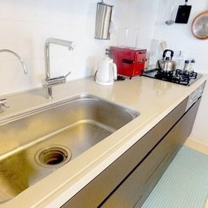 ザ晴海レジデンス(13階,6880万円)のキッチン