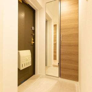 西日暮里ローヤルコーポ(5階,)のお部屋の玄関