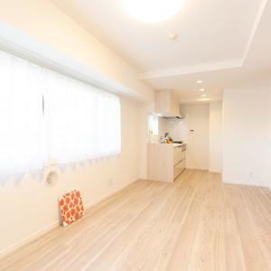 西日暮里ローヤルコーポ(5階,)の居間(リビング・ダイニング・キッチン)