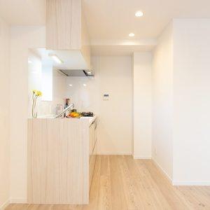 西日暮里ローヤルコーポ(5階,)のキッチン