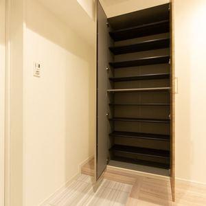 ライオンズマンション西日暮里第2(6階,)のお部屋の玄関