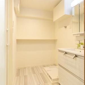 ライオンズマンション西日暮里第2(6階,)の化粧室・脱衣所・洗面室