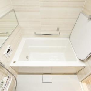 ライオンズマンション西日暮里第2(6階,)の浴室・お風呂