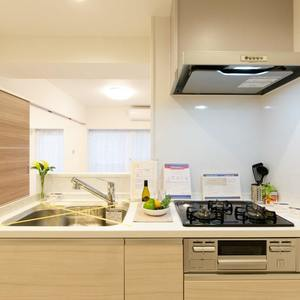 ライオンズマンション西日暮里第2(6階,)のキッチン
