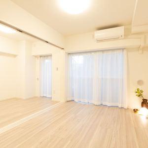 ライオンズマンション西日暮里第2(6階,)の居間(リビング・ダイニング・キッチン)