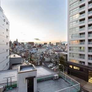 ライオンズマンション西日暮里第2(6階,)のお部屋からの眺望