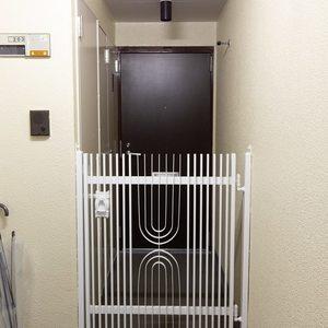 サンコート池袋(2階,)のフロア廊下(エレベーター降りてからお部屋まで)