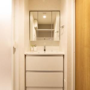 サンコート池袋(2階,)の化粧室・脱衣所・洗面室