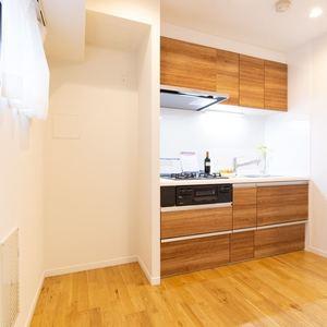サンコート池袋(2階,)のキッチン