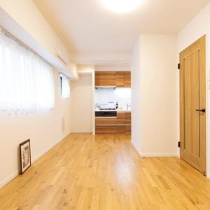 サンコート池袋(2階,)の居間(リビング・ダイニング・キッチン)