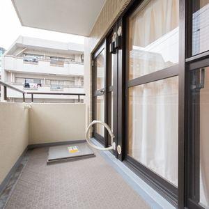 サンコート池袋(2階,)のバルコニー