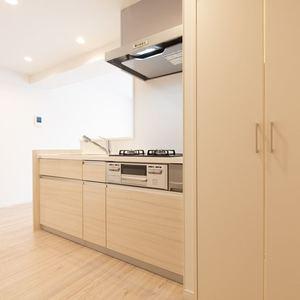 ソフトタウンニュー池袋(7階,)のキッチン