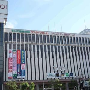 メゾンドール錦糸町ツインの周辺の食品スーパー、コンビニなどのお買い物