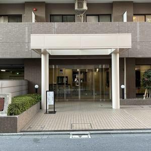 メゾンドール錦糸町ツインのマンションの入口・エントランス
