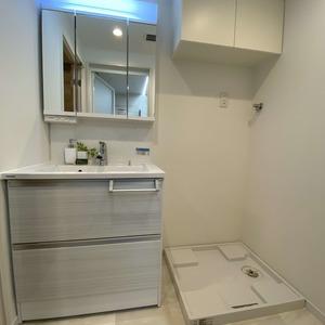 メゾンドール錦糸町ツイン(2階,4499万円)の化粧室・脱衣所・洗面室