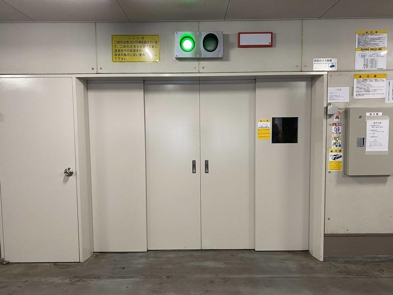 メゾンドール錦糸町ツインの駐車場1枚目