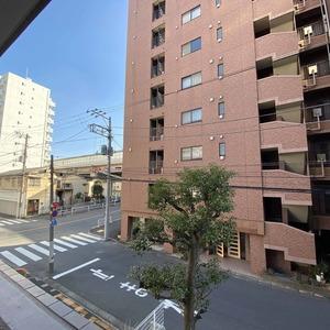 メゾンドール錦糸町ツイン(2階,4499万円)のお部屋からの眺望