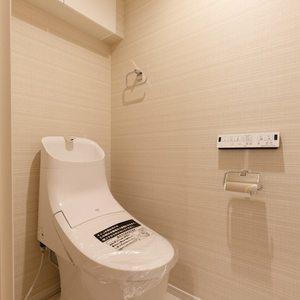 プチモンド上野(2階,2499万円)のトイレ