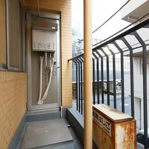 プチモンド上野(2階,2499万円)のバルコニー