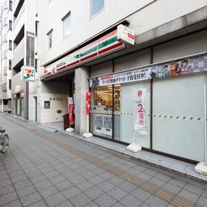 プチモンド上野の周辺の食品スーパー、コンビニなどのお買い物