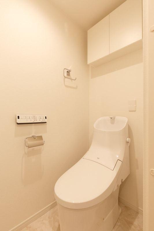 ビッグ武蔵野池袋のトイレ1枚目