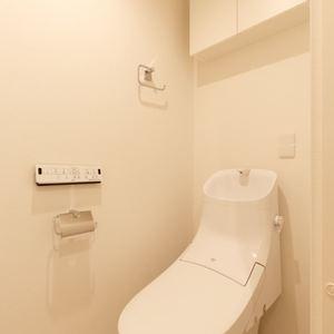 ビッグ武蔵野池袋(2階,)のトイレ