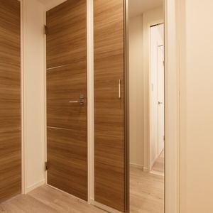 ビッグ武蔵野池袋(2階,)のお部屋の廊下