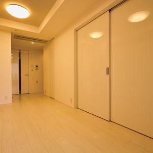 パークタワーグランスカイ(14階,)の居間(リビング・ダイニング・キッチン)