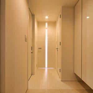 パークタワーグランスカイ(14階,)のお部屋の玄関
