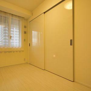 パークタワーグランスカイ(14階,)の洋室