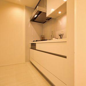 パークタワーグランスカイ(14階,)のキッチン