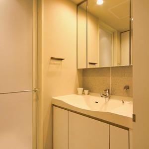 パークタワーグランスカイ(14階,)の化粧室・脱衣所・洗面室