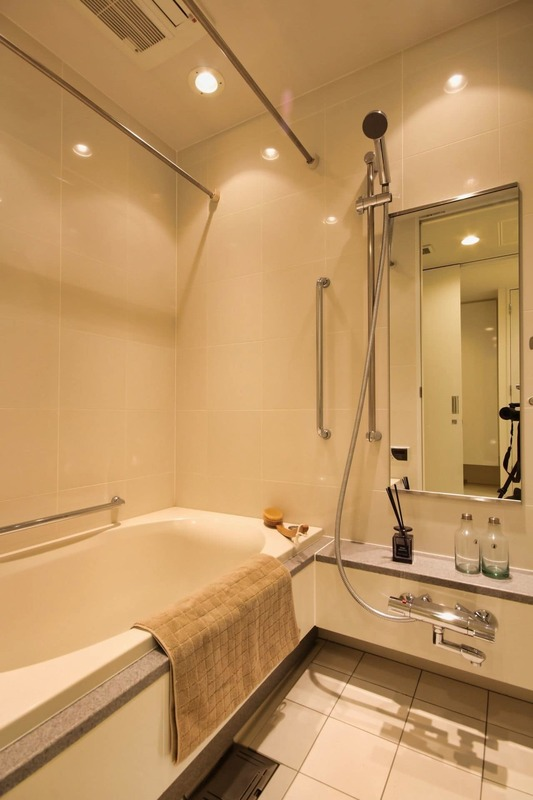 パークタワーグランスカイの浴室・お風呂1枚目