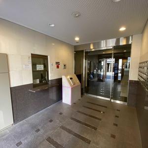 サンスターレ浅草橋のマンションの入口・エントランス