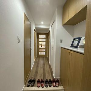 サンスターレ浅草橋(7階,5480万円)のお部屋の廊下