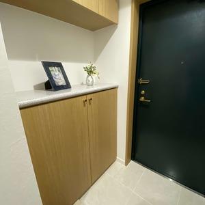サンスターレ浅草橋(7階,5480万円)のお部屋の玄関