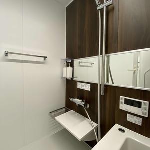 サンスターレ浅草橋(7階,5480万円)の浴室・お風呂