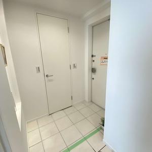 コンフォルテハイム蔵前(7階,)のお部屋の玄関