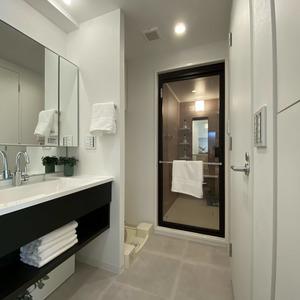コンフォルテハイム蔵前(7階,)の化粧室・脱衣所・洗面室