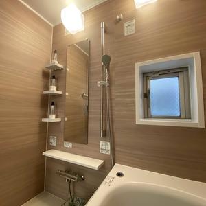 コンフォルテハイム蔵前(7階,)の浴室・お風呂