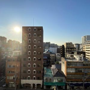 コンフォルテハイム蔵前(7階,)のお部屋からの眺望
