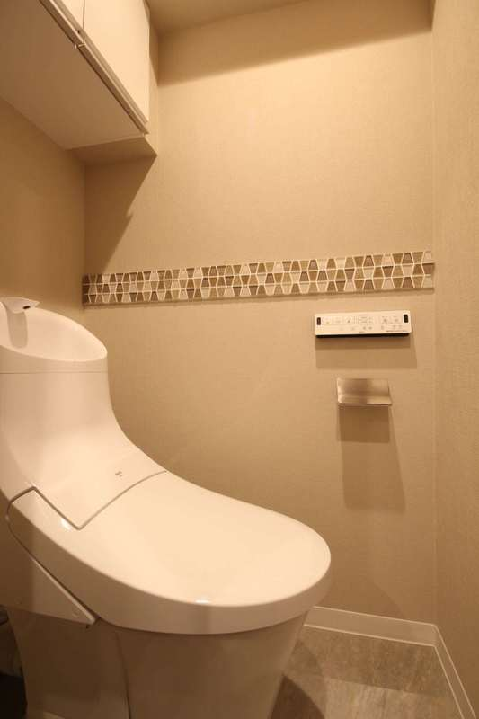 サンビューハイツ四番町のトイレ1枚目
