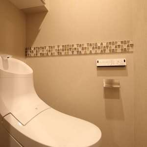 サンビューハイツ四番町(2階,)のトイレ