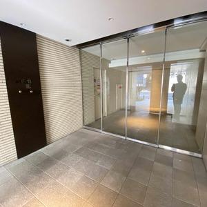 ハーモニーレジデンス錦糸町 #001のマンションの入口・エントランス