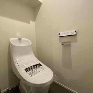 ハーモニーレジデンス錦糸町 #001(10階,4199万円)のトイレ