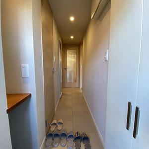 サンメゾン中野(3階,4590万円)のお部屋の廊下