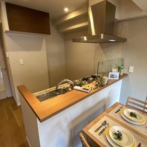 サンメゾン中野(3階,4590万円)のキッチン